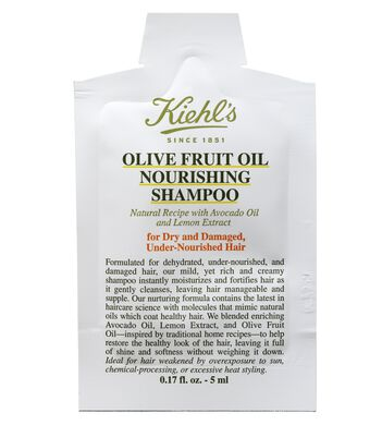 Olive Fruit Oil Nourishing Shampoo