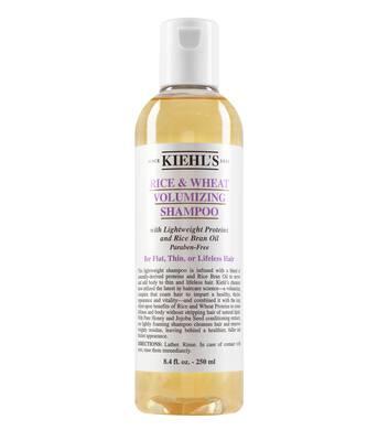Shampoo para Engrosar el Cabello