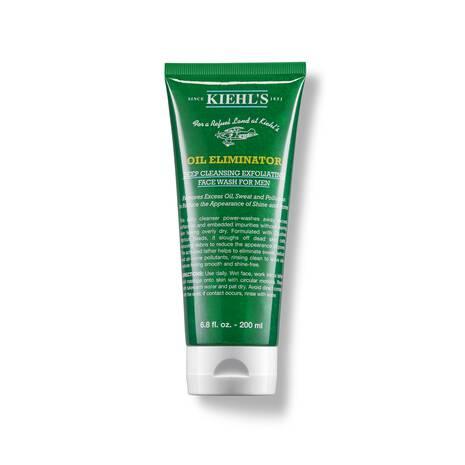 Oil Eliminator Deep Cleansing Exfoliating Face Wash