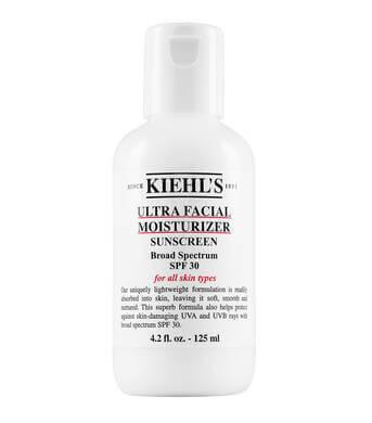 Crema hidratante con protector solar facial