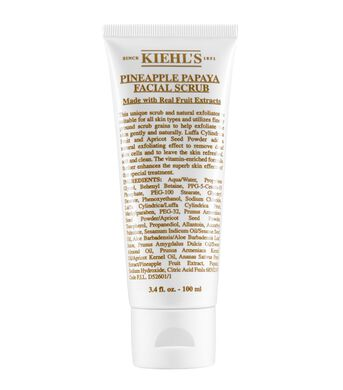 Exfoliante natural facial