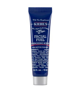 FACIAL FUEL ENERGIZNG SCRB 15ML DLX