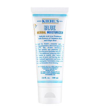 Crema humectante para eliminar manchas de acné