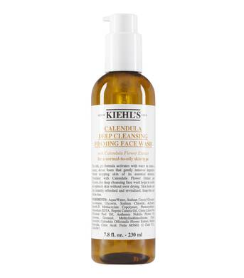 Gel limpiador facial natural Kiehl's