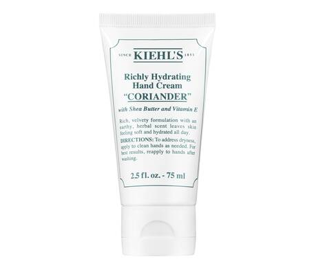 Richly Hydrating Hand Cream Cilantro