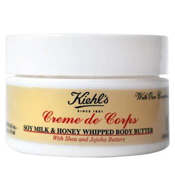 Creme de Corps Soy Milk & Honey Whipped Body Butter Sample