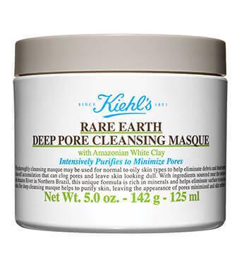 Mascarilla para minimizar los poros y matificar la piel
