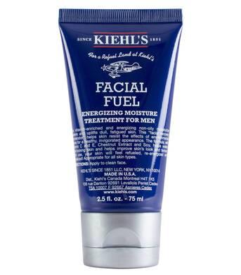 Crema humectante facial para hombres