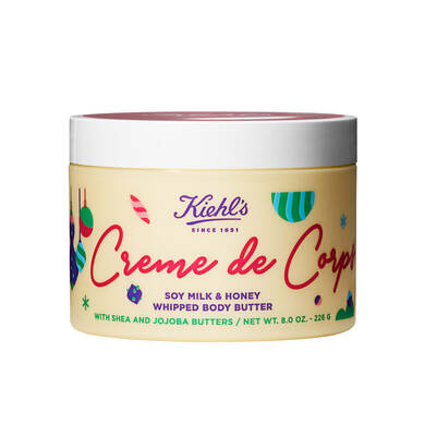 Limited Edition Creme de Corps Soy Milk & Honey Whipped Body Butter