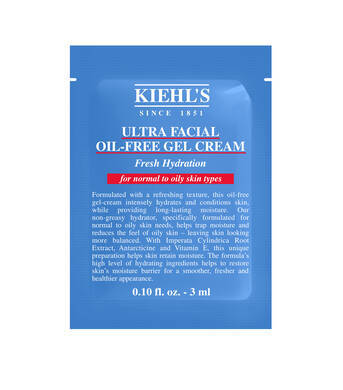 Ultra Facial Oil Free Cream 3ml